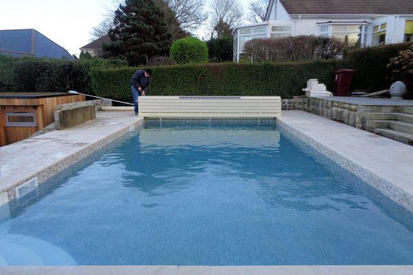 projects - Refurbishment swimming pools