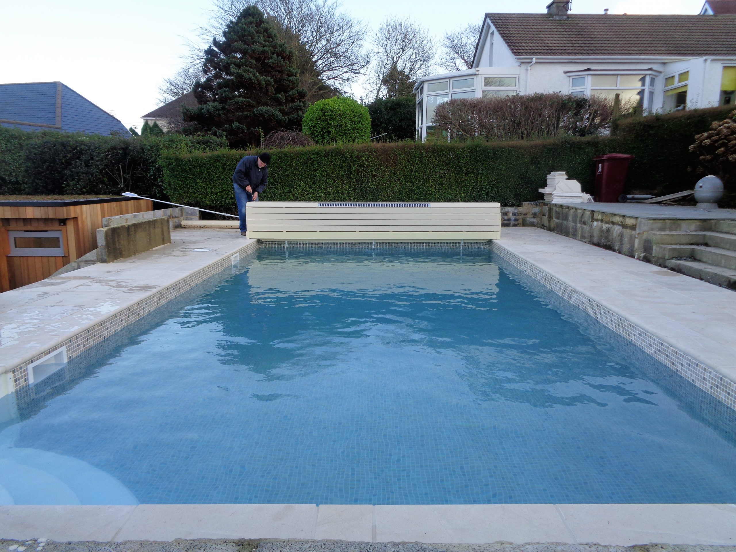 projects - Refurbishment swimming pools
