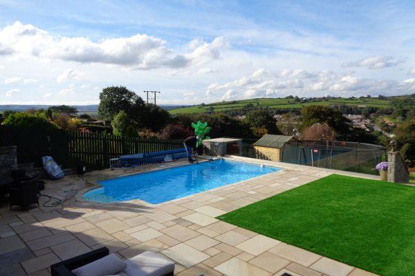 Pool refurbishment and renovation - Build a new Liner pool