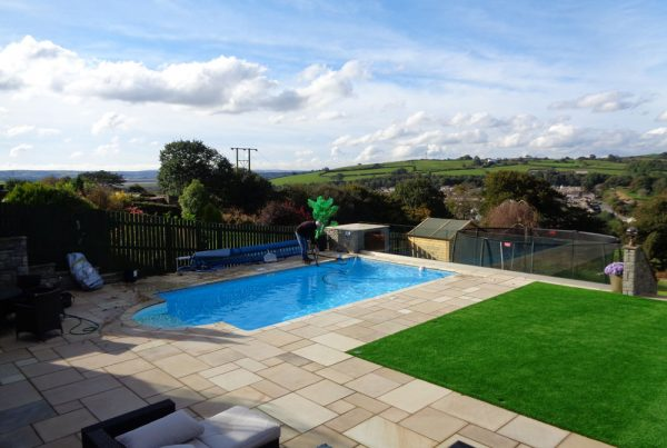 Pool refurbishment and renovation - Build a new Liner pool