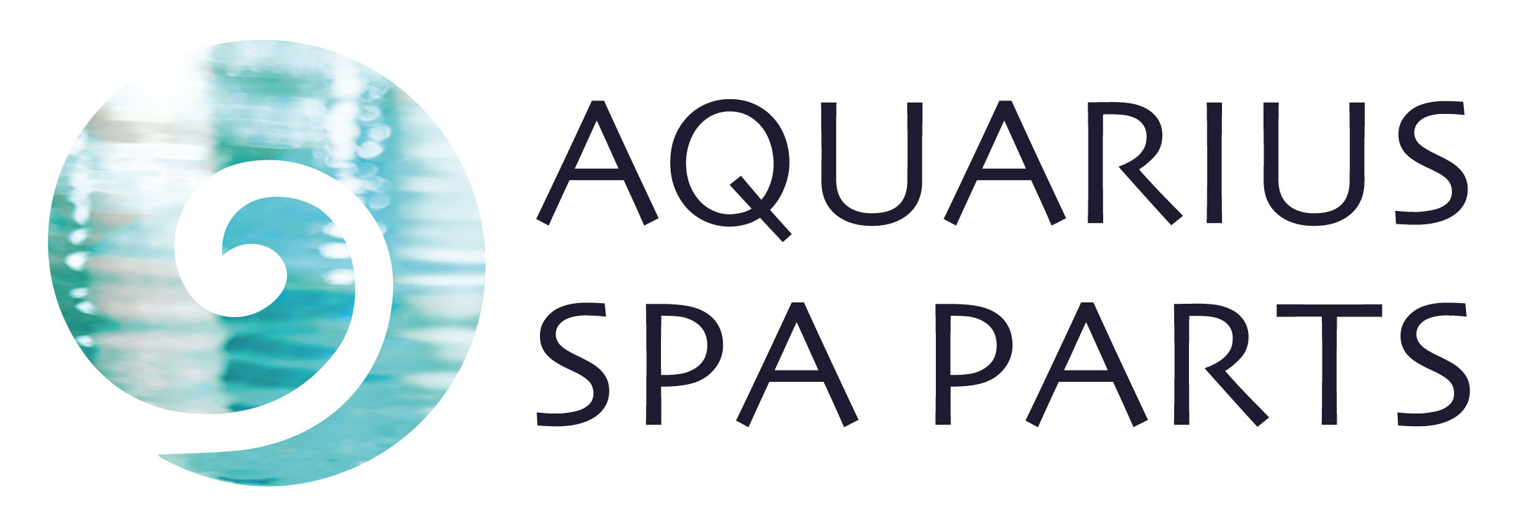 Aquarius Spa Parts Logo - Brand
