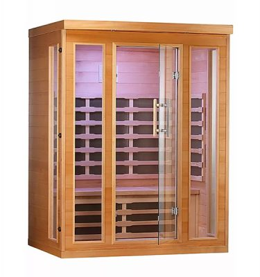 all wellness saunas products are built to last over 10 years.