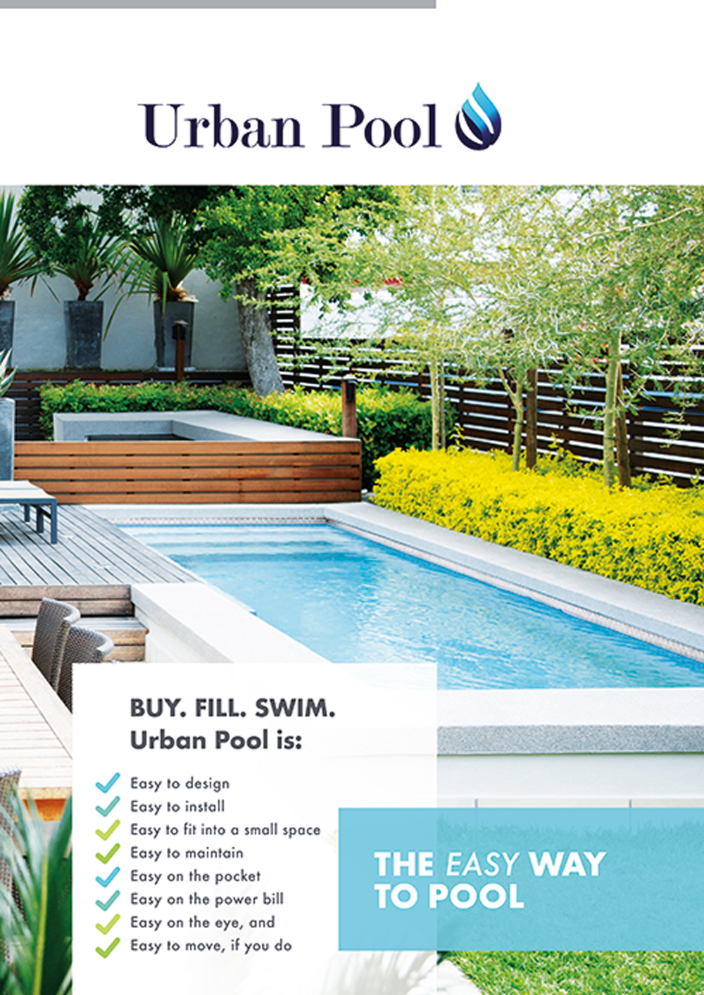 Urban Pool Brochure