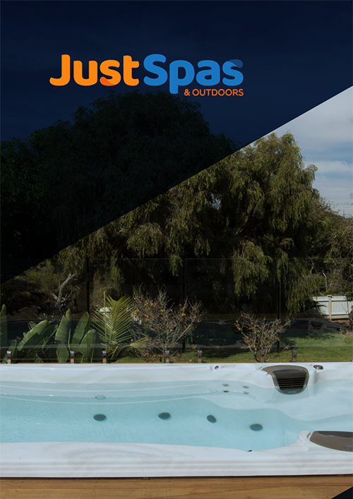 swim spas brochure